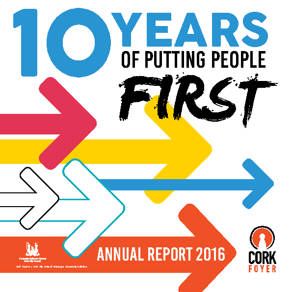 Cork-Foyer-Annual-Report-2016 front page preview