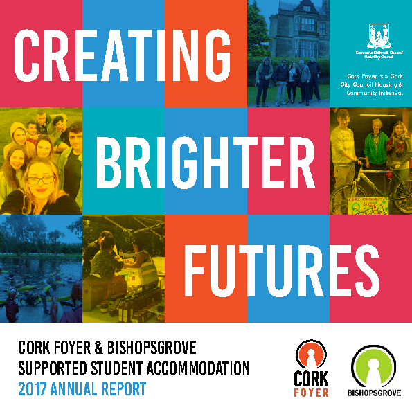 Cork-Foyer_Annual-Report-2017 front page preview