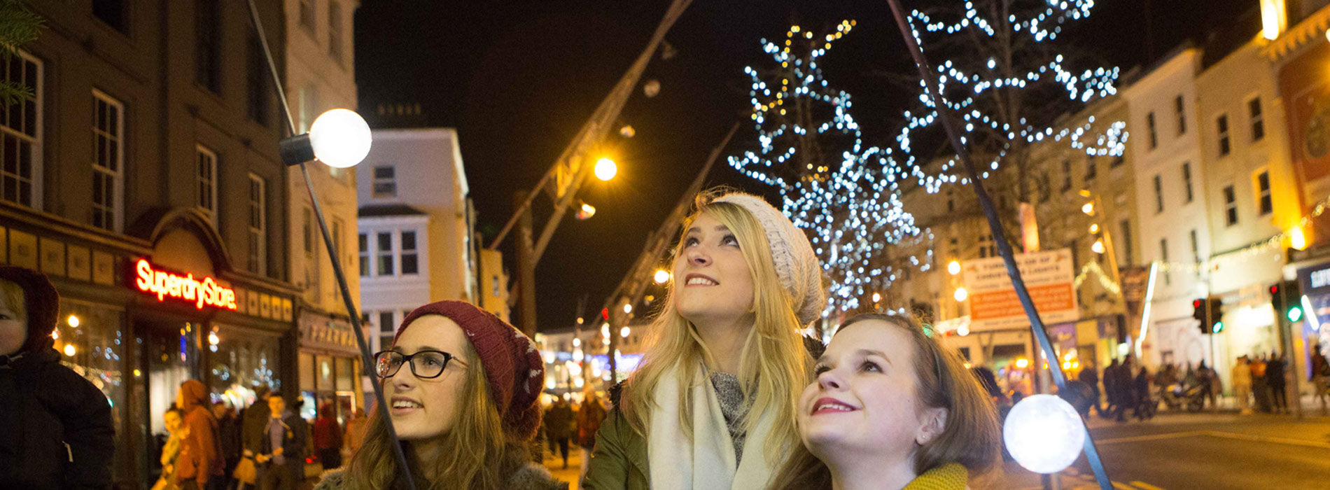 Cork City switches on it's Christmas Lights on November 18th at 6pm. See more here summary image