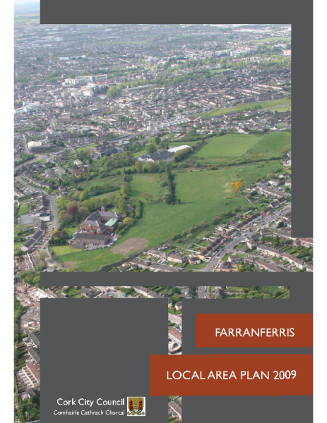 Farranferris Local Area Plan front page preview