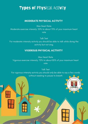 Physical Activity Tips 2