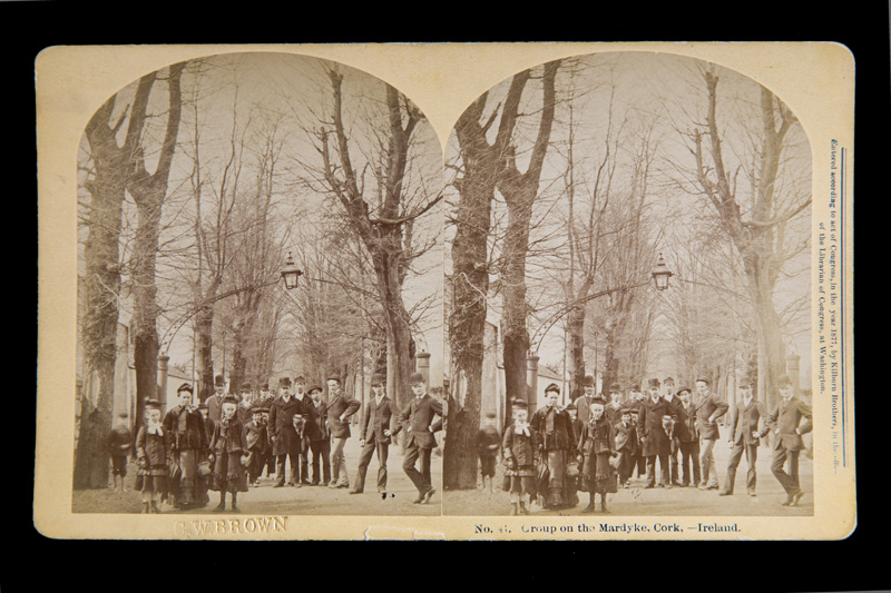 2019.2.10-Group-on-The-Mardyke-Stereo-View-Michael-Lenihan-Collection-01
