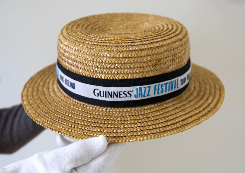 Iconic Straw Hat from the Cork Jazz Collection